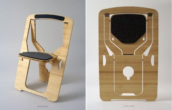 Ghế xếp cơ động, phù hợp để sử dụng cho nhiều trường hợp